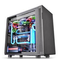 Thermaltake Suppressor F31 Tempered Glass Edition - Midi-Tower - PC - SPCC - Gehärtetes Glas - Schwa