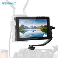 FEELWORLD F5 Pro Videomonitor Kamerafeldmonitore für DSLR 5,5-Zoll-Touchscreen-IPS FHD 1920 * 1080