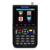 V9 Finder Digitaler Satellitensucher LCD-Satellitensucher Digitaler Satellitensucher Satellitensucher 3,5-Zoll-LCD-Digitalanzeige Satellitenfernsehen