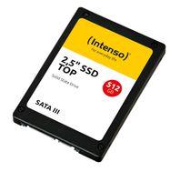 "Intenso 2,5"" SSD SATA III Top Performance 512 GB"