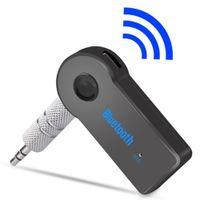 AUX Wireless Bluetooth-Lautsprecher Empfaenger Sender Audio-Adapter fuer Heimauto