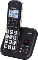 Emporia GD61AB Festnetztelefon Großtasten Telefon DECT