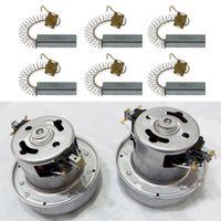 6x Ersatzmotoren Kohlebürsten Für Haustierhaartrockner Teile