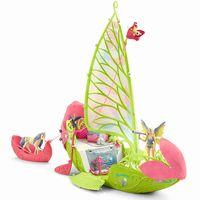 Schleich Figuren bayala Seras magisches Blütenboot