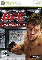 THQ UFC Undisputed, Xbox 360, Xbox 360
