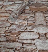 Folie selbstklebend 10m x 45cm 5 Motive Steinoptik Steine Nachbildungfolie Möbelfolie (3008) Dekorationsfolie