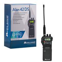 Midland Alan 42 Ds Black One Size