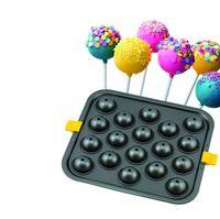 Popcake Maker mit Antihaftbeschichtung