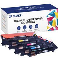 Toner für Kompatibel  HP W2070A 117A Color Laser 179fwg 178nwg 178nw 150a 150nw mit CHIP