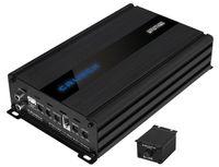 Crunch GTO-1750 Monoblock 1 Kanal Verstärker Endstufe Digital