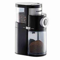 Kaffeemühle EKM 200 mit Scheibenmahlwerk, Mahlgrad individuell einstellbar, für 2-12 Portionen, Füllmenge 250 g