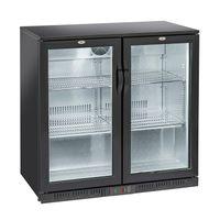 GI Barkühlschränk mit 2 Schwenktüren