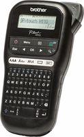 BROTHER Beschriftungsgerät elektr. schwarz PTH110ZG1