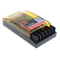 Frequenzweiche Frequenzteiler für 2 Wege Lautsprecher für Car Audio Systeme, 55 Hz   20 KHz