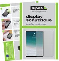 2x Apple iPad Pro 11 Zoll (2020) Schutzfolie matt Displayschutzfolie Folie