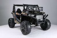 Kinder Elektro Auto UTV Monster 2x120W Buggy Federung Kinderfahrzeug Kinderauto