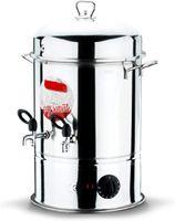7,5L Teemaschine Samowar Semaver Glühweinkocher Çaydanlık 80 Tassen