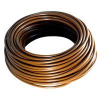 Bremszughülle bowdenzug bremszug hüllen braun teflon 5mm länge 3m kabelgehäuse fahrrad