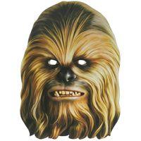 Star Wars Chewbacca-Maske TA1387 (Einheitsgröße) (Braun)