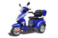 ECO ENGEL 501 Blau, 25 km/h Senioren Roller Seniorenmobil Elektromobil