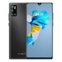 CUBOT Smartphone ohne Vertrag J9 Handy, Android 10 Go 15,6cm (6,2 Zoll) HD+ Display, 13MP-Quad-Kamera, 4200mAh Akku 2GB RAM 16GB Speicher, 128 GB erweiterbar, Schwarz