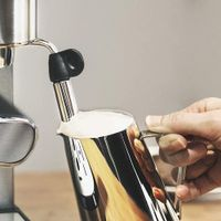 Cecotec Cafelizzia 790 Steel Pro Kaffeemaschine Espresso und Cappuccin
