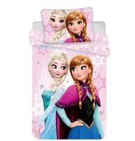 Disney Frozen Kinder Bettwäsche Eiskönigin Anne Elsa Olaf Kopfkissen Bettdecke 100x135 cm