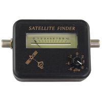 Heitech SAT Finder Messgerät Analog/Digital Satelitten-Finder Signalton SAT