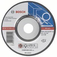 Bosch Schruppsch.125X6 mm f.Metall