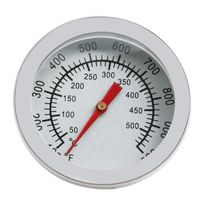 Bimetall Thermometer Grill Thermometer Grill Edelstahl Ofenthermometer