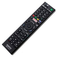 Ersatz Fernbedienung LED LCD 3D Sony TV RMF-TX200E RMFTX200E NETFLIX Remote