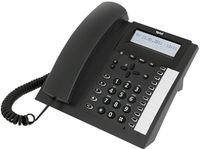 Tiptel 2020 ISDN Telefon, Rufnummernanzeige, Freisprechfunktion