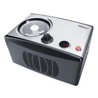 Steba IC 150 Eismaschine 1,5L Volumen für ca. 20 Kugeln Eis LED Display 150 Watt