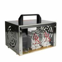 20g Ozongenerator Luftreiniger Ozongerät Ozonisator Ozon-Maschine +Edelstahl-Box