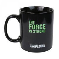 The Mandalorian Thermoeffekt Tasse Baby Yoda