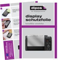 6x Olympus Pen E-PL10 Schutzfolie klar Displayschutzfolie Folie Display Schutz