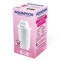 AQUAPHOR Filterkartusche A5 Mg Pack 1 - gegen Kalk & Chlor im Leistungswasser, mit Magnesium, passend für AQUAPHOR Provence, Prestige & Smile, hohe Filterkapazität (max. 350 l)