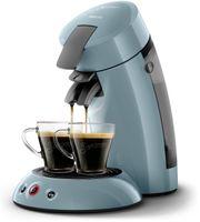 Philips Senseo Kaffeepadmaschine HD 6553/20 Original, Farbe Petrol