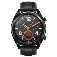 Huawei Watch GT Smartwatch Black Stainless Steel FTN-B19 Neu inversiegelt