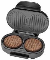 Clatronic Burger-Grill HBM 3696, 1000 W
