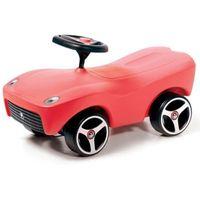 Terra Sportee Kinderfahrzeug Mit Hupe Und Metallachse Rot
