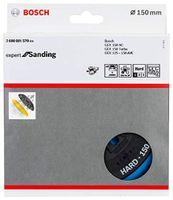 Bosch Professional Multiloch Klett Schleifteller 150 mm, hart, GEX 150 AC / Turbo / 125-150 AVE