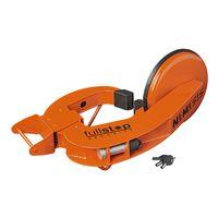 Fullstop Radklemme Nemesis 10-20 Zoll 145-245 mm Stahl-Orange