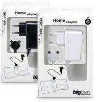 Bigben Interactive AC Adapter, 50/60 Hz, 5,2V, 0,450A, Nintendo DSi, Nintendo DS Lite, 137g, 130 x 40 x 213 mm