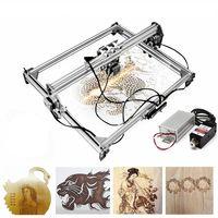 3000MW 65x50cm Laser Graviermaschine Graviergerät Lasergravur Engraving Drucker