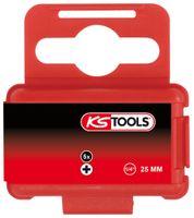 """KS Tools 1/4"""" Bit,25mm,PH0, 5er Pack, 911.2394"""