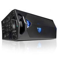 BLAUPUNKT PS 500 Party-Lautsprecher, Musikanlage, 40W RMS, Bluetooth, USB, Aux in, Radio, Lichteffekt