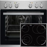 Zanussi ZU36EV6046 Einbauherd-Set (ZOU30601XU+ZEV6046XBA)