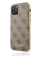 Guess - Charms - 4G - Apple iPhone 11 Pro Max - Braun - Schutzhülle - Case - Hard cover