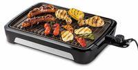 GEORGE FOREMAN Smokeless BBQ Grill 25850-56 raucharmer Indoor Elektro Tischgrill
